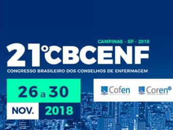 21º CBCENF